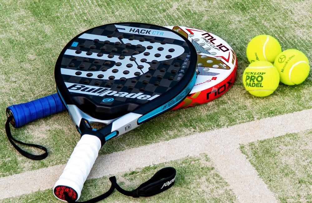 Padel Racket Shape
